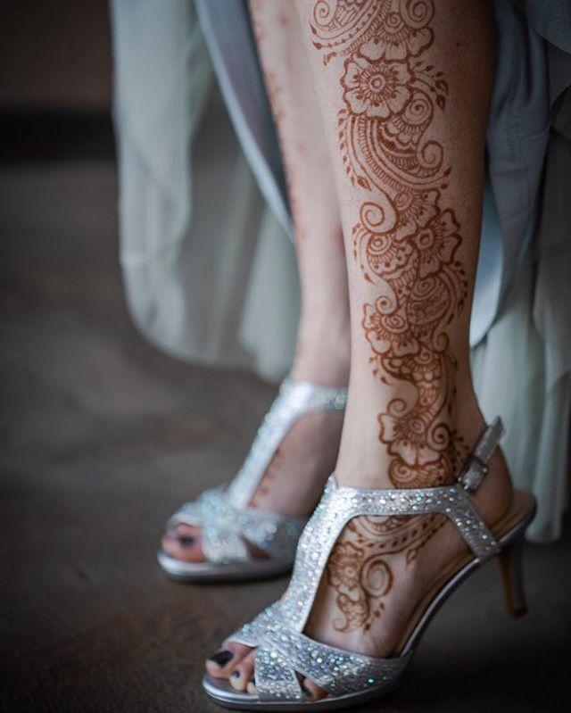 Wedding Henna  #henna #henna_i #hennades