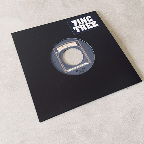 ISSUGI/7INC TREE - THE WAY (pro by GRADIS NICE & SCRATCH NICE)