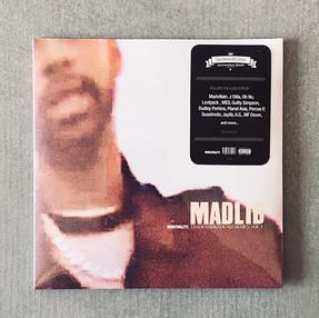 "DJ KIYO / TRADEMARKSOUND VOL.1 ""MADLIB"""