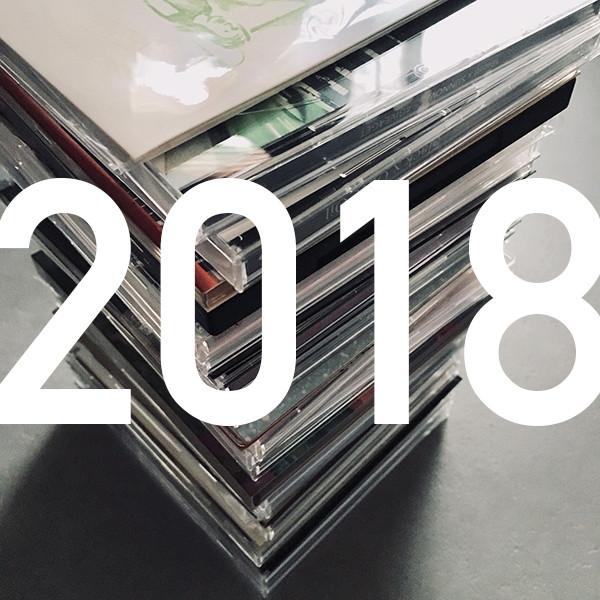2018年に買ったCDを振り返ってみよう。