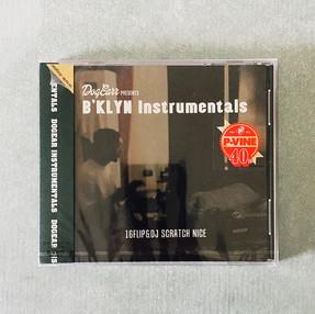 16FLIP & DJ SCRATCH NICE / B'KLYN Instrumentals