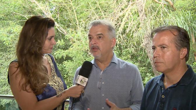 Confraternização da Família Camargo, com mensagens do Vice Governador de São Paulo, Prefeito, Deputa