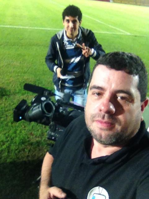 Tv das Artes na Copa do Brasil de Futebol Feminino 2016