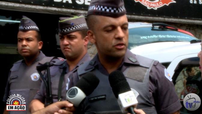 Preso em Taboão da Serra o responsável pela morte de um Policial em Guarulhos.