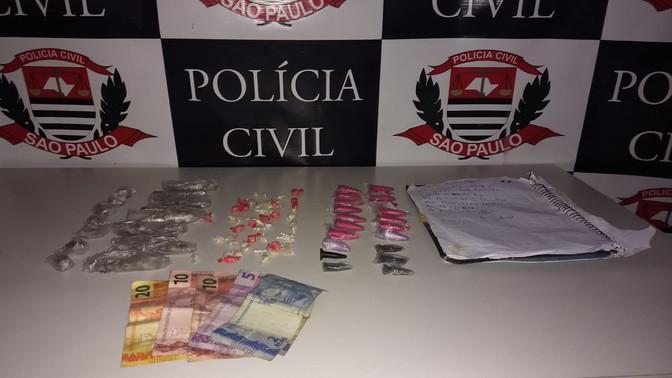 Efetuada a Prisão de Traficantes de Drogas em Itapecerica da Serra.