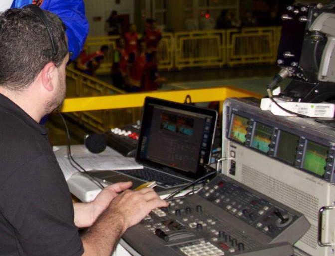 Transmissão da semifinal do Campeonato Paulista de Futsal