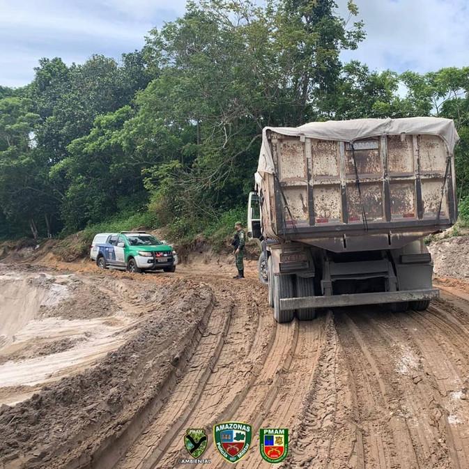 POLÍCIA MILITAR DO AMAZONAS
