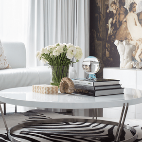 How to create a functional display on your coffee table
