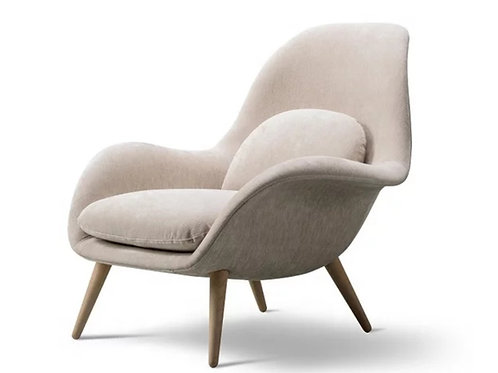 Replica Swoon Lounge Chair
