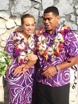 Mausio Bridal- Fiji
