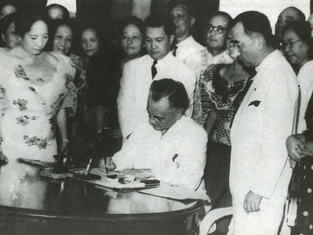 The Barong Tagalog: Political Fashion