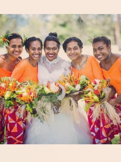 Mausio Bridal - Solomon Islands