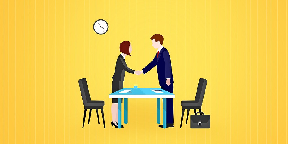 Mock Interviews: Build Your Confidence