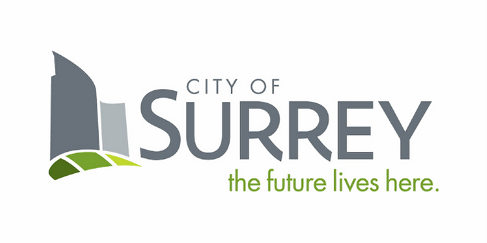 Work with the City of Surrey!