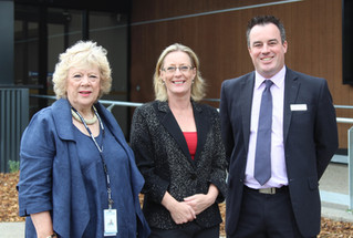 Healesville Hospital opening