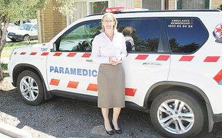 Minister fails to commit to Mansfield Ambulance station
