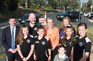Making Woori Yallock and Wesburn Primary Schools safer