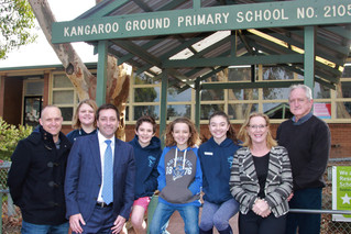 Major upgrade for Kangaroo Ground Primary School