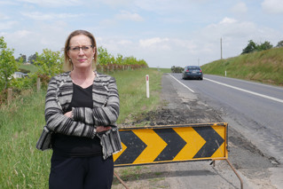 Rural roads ignored in budget