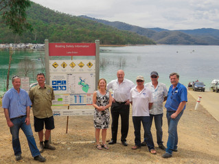 A better and fairer deal for local boaties and recreational fishers