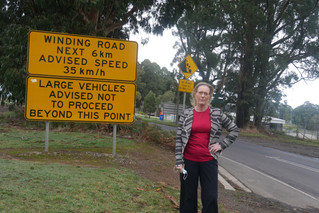 McLeish calls for necessary safety improvements on Heidelberg-Kinglake Road