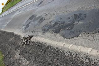 Budget leaves regional roads to ruin