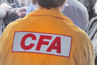 CFA numbers down