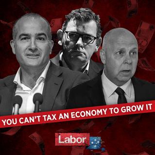 Labor's lack of plan hits Victorians' hip pocket