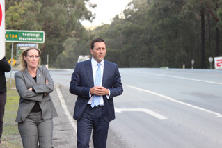 Better late than never – Melba Highway to be fixed soon