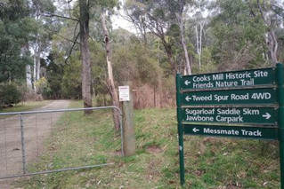 Emergency services have a win at Sugarloaf Saddle Cathedral Range