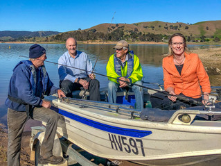 Hutchinson's Boat Ramp set for upgrade under Liberal Nationals Government