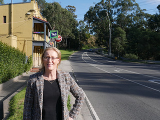 Warburton Highway in desperate need of repair