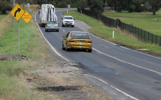 Fix it now - Healesville-Yarra Glen Road