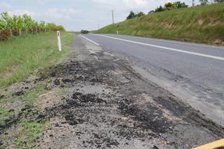Regional roads a sorry state