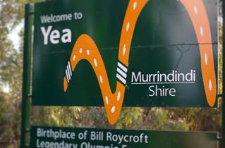 Murrindindi left off the state budget map - again