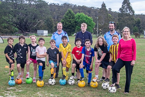 Funding boost for Yarra Valley Soccer Club