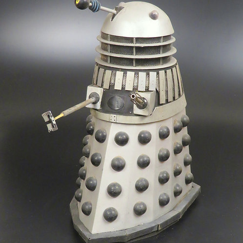 Prototype: Sevans / Screen Used Blue Peter Dalek