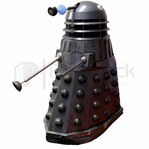 Screen Used Trailer Dalek