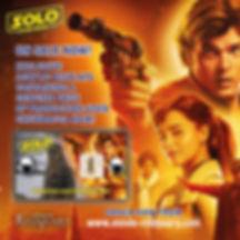 191 Solo Chewbacca Hair mini - advert -