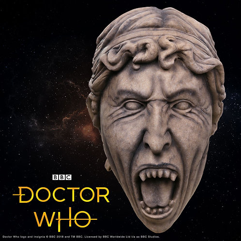 MFX Weeping Angel Attack Mask