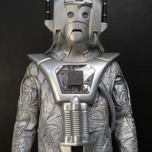 BBC Sevans Doctor Who Night Cyberman