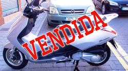Honda Phanton 125 vendida