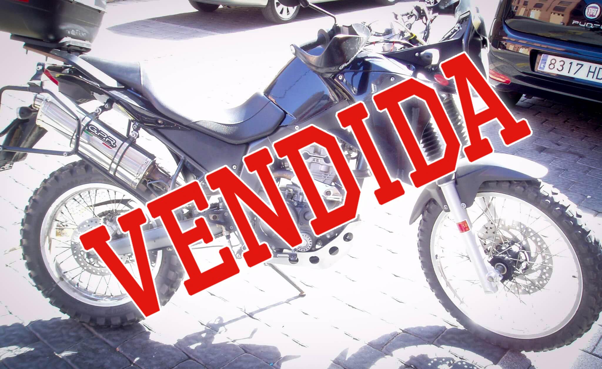 DERBI TERRA 125 VENDIDA
