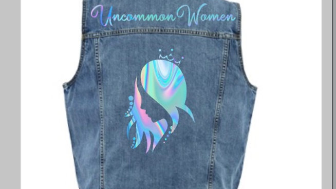 Uncommon Women Jean Jacket