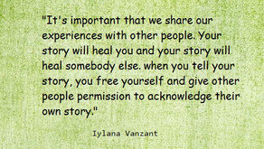 Your Story will Heal You & Other Survivors