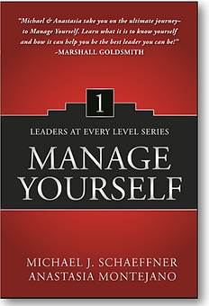 MANAGE YOURSELF  Leaders At Every Level.