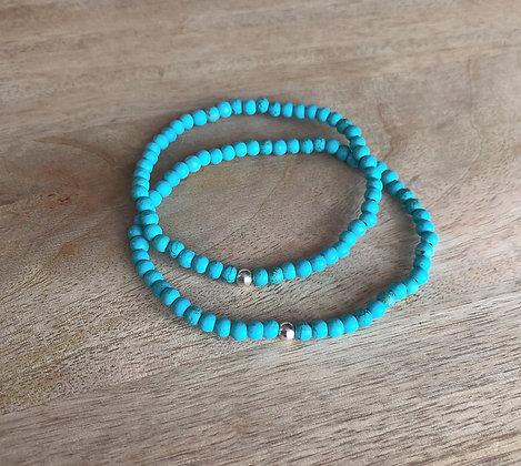 Petite Turquoise Bracelet
