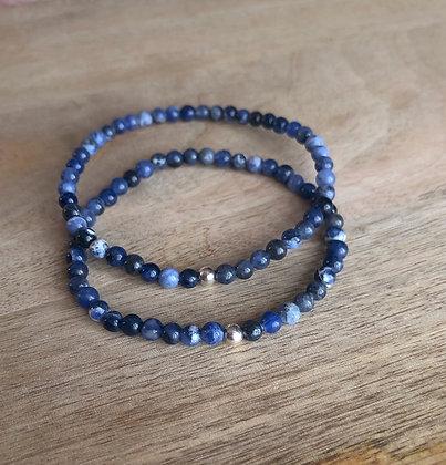 Petite Sodalite Bracelet