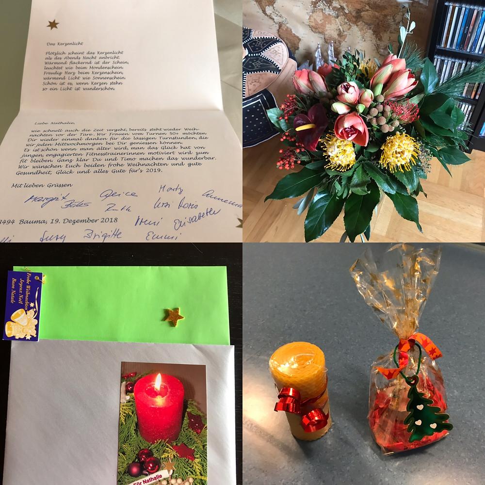 Geschenke von Kunden und Mitgliedern