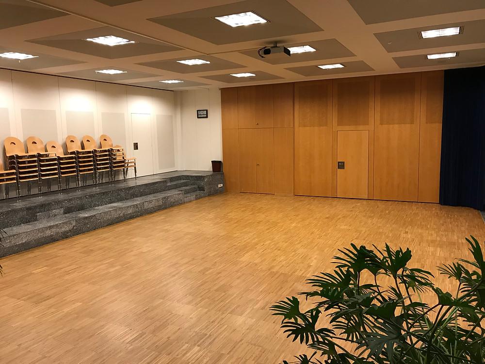 Atempower Workshop in Turbenthal im Schulhaus